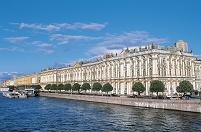 ロシア エルミタージュ美術館 冬の宮