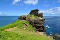 沖縄県 御神崎と石垣島の海