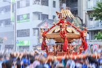 東京都 神輿 富岡八幡宮例大祭