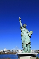 東京都 自由の女神