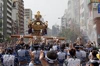 東京都 深川八幡祭り