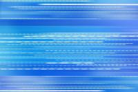 重なる点線と線 CG