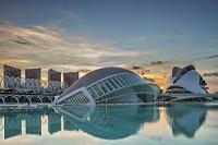 スペイン バレンシア 芸術科学都市 レミスフェリック