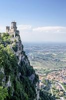 サンマリノ共和国 サンマリノの城塞