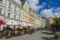 ポーランド ボレスワヴィエツ 旧市街