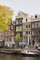 オランダ アムステルダム 家並
