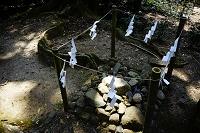 奈良県 春日大社のお祓い所