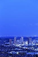 神奈川県 相模原市橋本の夜景