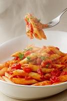 マカロニ トマトソース