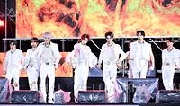 永東大路K-POPコンサート