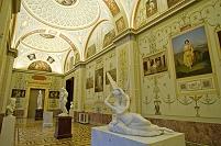 ロシア エルミタージュ美術館 冬宮 古代絵画の画廊