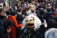東京都 初こんぴら祭(七福神)
