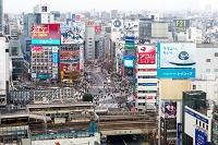 東京都 渋谷 再開発 渋谷駅・スクランブル方面