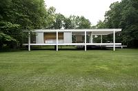 アメリカ イリノイ州 ファンズワース邸