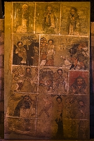 11世紀に描かれた絵/聖マルコリオス教会