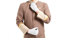 ベルボーイの制服