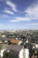 大阪茨木市の街並