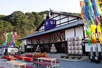 香川県 旧金毘羅大芝居「金丸座」