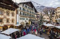 オーストリア ザンクト・ヴォルフガングのクリスマスマーケット