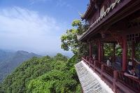 中国 四川省 青城山
