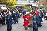 神奈川県 箱根大名行列祭り