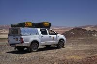 ナミビア 自然公園 車