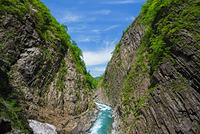 新潟県 清津峡