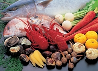 正月食材イメージ