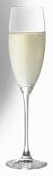シャンパンの入ったグラス