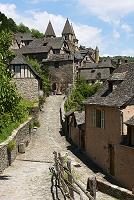 フランス コンク村
