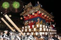 埼玉県 秩父夜祭り
