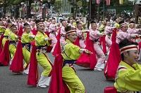 高知県 よさこい祭り
