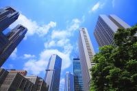 東京都 新宿副都心 超高層ビル群