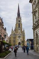 セルビア カトリック大聖堂