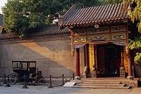 中国 張氏師府博物館・張学良旧居
