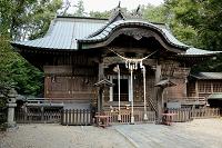 福島県 二本松神社