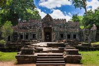 カンボジア アンコール遺跡 プリア・カーン寺院