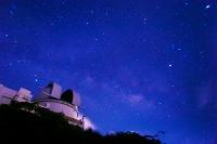 沖縄県 石垣島天文台と天の川
