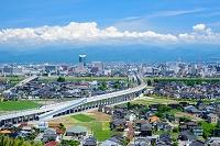 富山県 富山市 新幹線