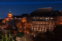 京都府 清水寺 本堂
