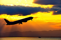 愛知県 中部国際空港 ボーイング767