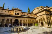 スペイン グラナダ アルハンブラ宮殿