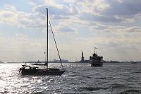 ニューヨーク 自由の女神 遊覧船