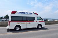 青森市 救急車