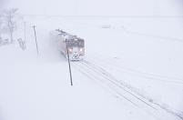 青森県 津軽鉄道のストーブ列車