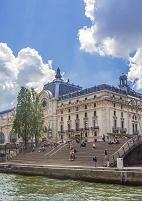 パリ セーヌ河 オルセー美術館