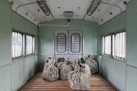 北海道 小樽市総合博物館 郵便荷物客車 郵袋室