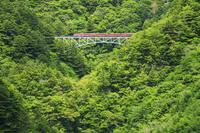 静岡県 大井川鉄道井川線 尾盛駅 ~ 閑蔵駅