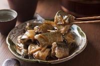 イワシの煮魚