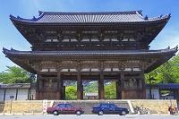 京都府 仁和寺の二王門